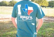 The Teskey's Brand / All things branded with Teskey's love.