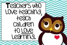 Teaching!  / by Arielle McKillip