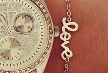 Jewelry / by Hayley Thorndike