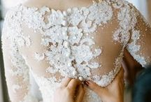 wedding dresses / by Erica Kay