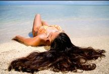 Coconut Oil for the Hair: Tips & Tricks / Coconut oil is amazing at nourishing hair!