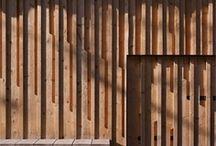 Wood & Architecture / by Paula Cabaleiro