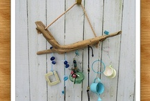 Windchimes, Mobiles, Wreaths and Dreamcatchers / by Jazzie Menagerie