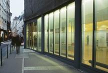 DJ / Agence A.Yedid - CDI / Centre et recette des impôts du 3ème ardt. de Paris – Hôtel de Montmorency / Architecte: Adam Yedid / Chef de projet: Delphine Jaoul #delphinejaoul #architecte