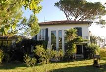 DJ & IJ / Maison St J - L / Maison St Jean de Luz Isabelle Joly architecte Delphine Jaoul co-architecte