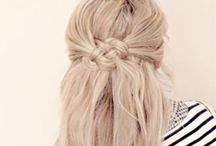 Hairstyles, Hairdos and Makeup / by Cecilia Chang