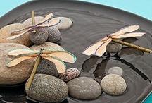 Diy Dragonfly moth butterflies