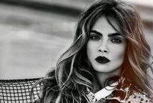 famous faces / by Chelsea Burkholder