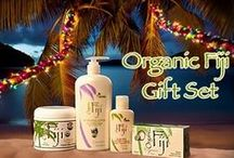 Our Products / Some of Organic Fiji's wonderful coconut oil skin care products!