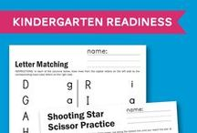 Playing & Learning / preschool, kindergarten, play, games, diy kid stuff, art projects, safety skills, teaching
