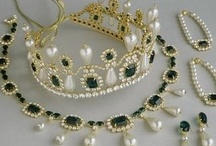 Tiaras and Gorgeous Jewelry  / by Allena Burns