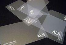 Branding & Cards / by John Archer
