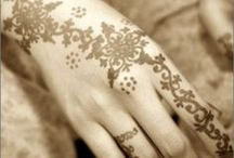 mehandi henna tattoo