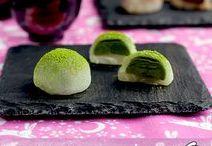 japanese sweets/ dulces japoneses/ японские сладости