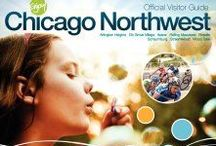 HB Destination Partner, Chicago Northwest! / Chicago Northwest is very affordable and jam-packed with attractions including LEGOLAND Discovery Center, Medieval Times, IMPROV, and Arlington Park; dining that's upscale to down-home; the best shopping in Chicagoland; and 60 welcoming hotels!  Chicago Northwest is located at the crossroads of major highways with effortless access to all the downtown Chicago sites! http://www.chicagonorthwest.com/ / by HelmsBriscoe