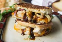 ♥ me some grilled cheese please :D / by Jess Z