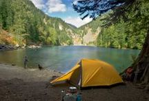 Camping / by Paige Longtin