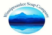 Winnipesaukee Soap Company / Winnipesaukee Soap Company artisan soap is carefully handcrafted in small batches and cured for six weeks to ensure a long lasting, gentle bar. Our signature cold processed soaps are formulated with a blend of Olive, Coconut, Soybean and Hemp Seed oils. Unrefined Shea butter is added at the end of the process to provide extra moisturizers.