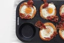 Recipes - Breakfast / My favorite meal of the day! / by Brenda Sue Walter