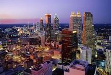 Out & About In...Atlanta, GA! / Explore the things to do in Atlanta, GA! During your meeting or vacation, enjoy fine dining, shopping and rich history combined with inspiration-inducing attractions which create a city with Southern charm and world-class sophistication. It's easy to see why Atlanta, Georgia is one of the most popular destinations in the Southeast to live and to visit. www.atlanta.net / by HelmsBriscoe