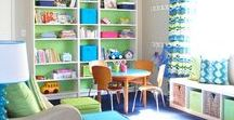 New Home: Guest/playroom