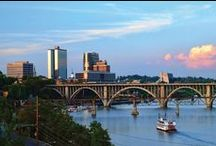 HB Destination Partner...Knoxville, TN! / Explore the things to do in Knoxville, TN! Knoxville offers the opportunity to experience live music, culture, outdoor adventure, eclectic shopping and highly acclaimed cuisine in one unique location. In this one, unique city, mountains meet music, art meets adventure, and culture meets cuisine. The city provides the accessibility you need, the venues you want, and the overall experience you've been hoping to find! www.visitknoxville.com / by HelmsBriscoe
