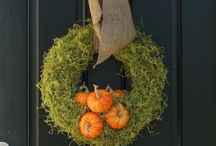 : : Pumpkins, Ghosts, and Goblins : : / by Texas Farmhouse