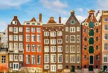 Cities of Holland: Amsterdam / What makes Amsterdam so attractive is the 17th century historical atmosphere combined with the mentality of a modern metropolis creating a friendly and relaxed environment. The small scale of the buildings and the intimacy of the streets, canals and squares create an atmosphere that visitors find unique. http://www.holland.com/us/tourism/cities/amsterdam.htm