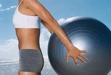 workout related / by Stacie Zanzucchi