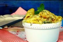 Raviolis and Pasta