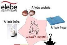el idioma español / by elebe