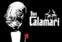 Don Calamari / by Don McNasty Calamari