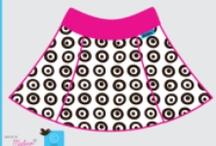 Gekko patterns - sew your own style!