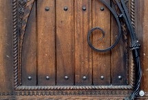 doors / by MJ Kooshball