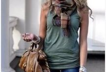 Outfit inspiration  / by Susan Gonsalves