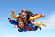 Extreme Sports in Holland / Holland is a wonderful country for those who love more extreme sports. Water sports, rappelling, karting, wall climbing or mudflat hiking – there are plenty of opportunities to do what you love. Indoor and outdoor, for young and old. Have a look: http://www.holland.com/us/tourism/interests/extreme-sports-in-holland.htm