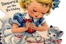Cady's Cumpleanos / Many more birthdays to Cady / by Kitty