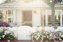 Curb Appeal / No longer the ugliest house on the street / by Kitty