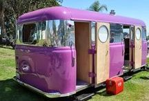 RV- Pull It / Be sure to see my other RV & Camping board- moved the trailers to this page  / by Terry Sinclair