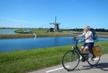 Bike Tours Through Holland / The organised bicycle holidays from Dutch Bike Tours or Cycletours give you the opportunity to explore Holland the Dutch way. Not only have they created the best routes, but they also do most of the hard work for you! View all the bicycling tours here: http://bit.ly/1C1MZtS