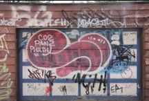 Toronto Street Art / One recent Sunday afternoon, I set out with my camera to find some street art in my city of Toronto. Photographs by Mary E Martin. Click on any image to read the blog sized story. #Toronto #street #art #graffiti