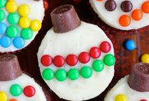 Christmas - A Day In Motherhood / See all the Christmas Awesome I see on Pinterest! Delicious treats, sweet crafts, fun ideas!