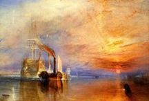 Mr. Turner [the movie] / Another artist I greatly admire and one whom I knew more about than I realized. More about that later! http://maryemartintrilogies.com #JMW #Turner