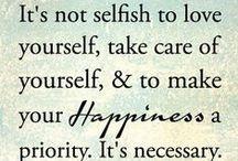 love yourself / by MJ Kooshball