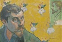 Van Gogh and Artist friends / Vincent closely studied works of his artist friends.
