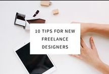 Freelance Designers / For those who want to make a living doing what they love!
