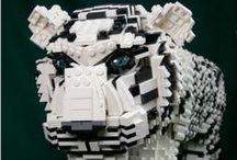 Lego Zwierzęta