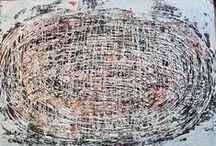 art - textiles, fiber art /   / by modern marks