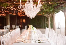 Weddings { White } / Soft, pure and clean wedding looks / by UrbanMuse.ca