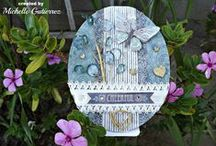 Michelle Rossibell Designs / This board is filled with my crafty designs.  / by Michelle Rossibell
